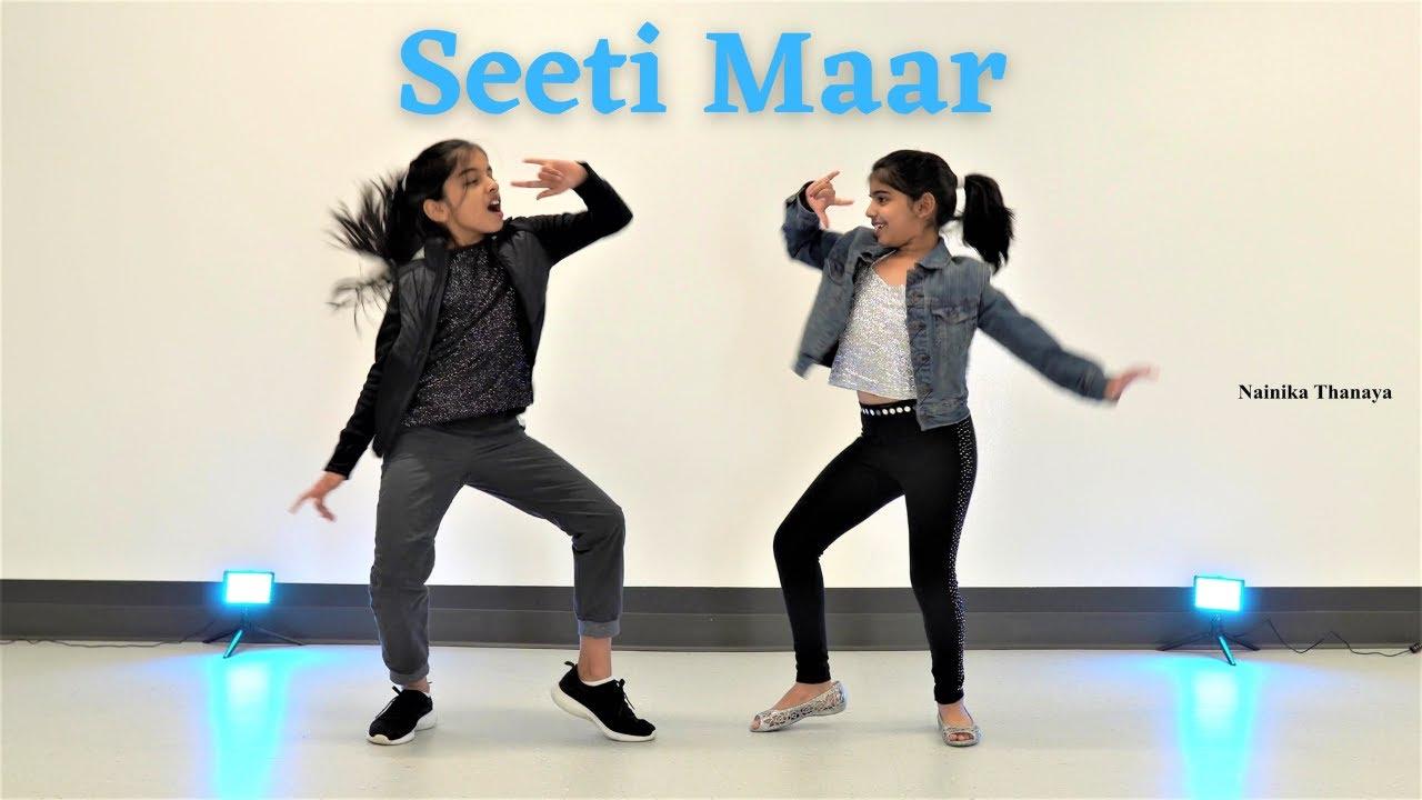 Download Seeti Maar | DJ | Dance Cover | Nainika & Thanaya | Allu Arjun | Pooja Hegde | DSP