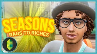 KOOL KID - Part 35 - Rags to Riches (Sims 4 Seasons)
