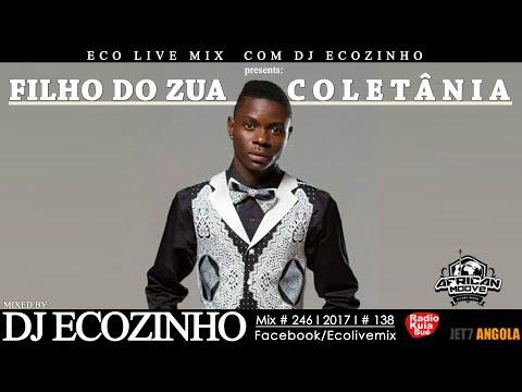 Filho Do Zua - Coletânia 2017 Mix - Eco Live Mix Com Dj Ecozinho
