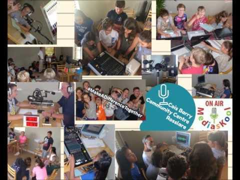 Rosslare Radio Production Workshop