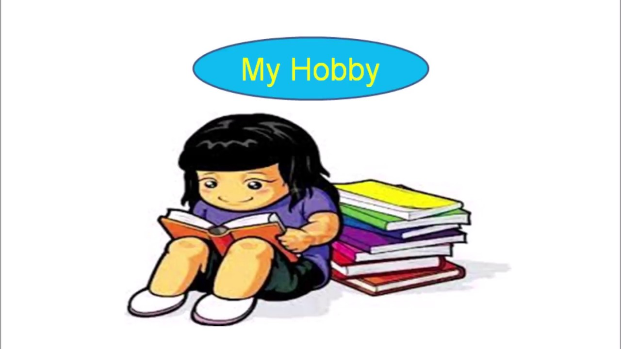 my favourite hobby is reading