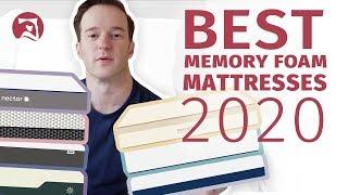 Best Memory Foam Mattress 2020 - Our 7 Favorite Beds!