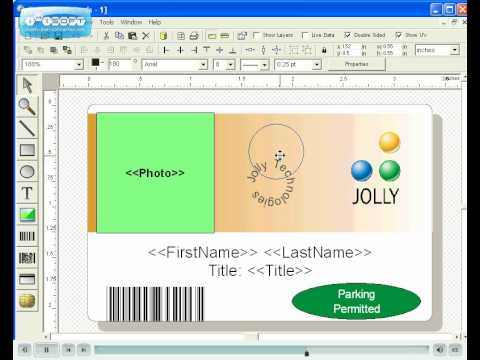 Photo ID Card Designer - ID Flow - Jolly Technologies