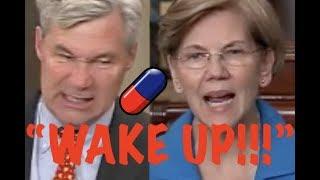 """WAKE UP!!!"" Elizabeth Warren & Sheldon Whitehouse DESTROY Trump & Republican Climate Change Deniers"