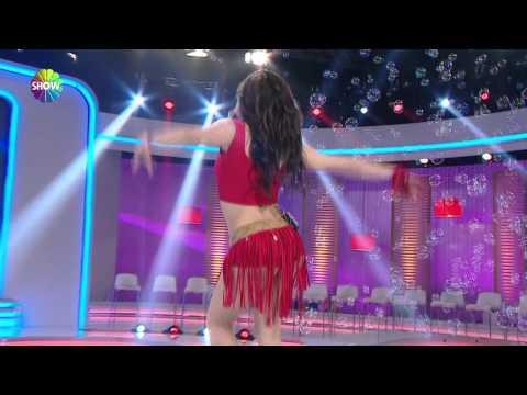Eurovision'da Türkiye konseptiyle Serpil Cansız