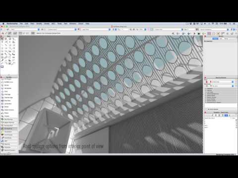 The Power of 3D Modeling with Vectorworks Software