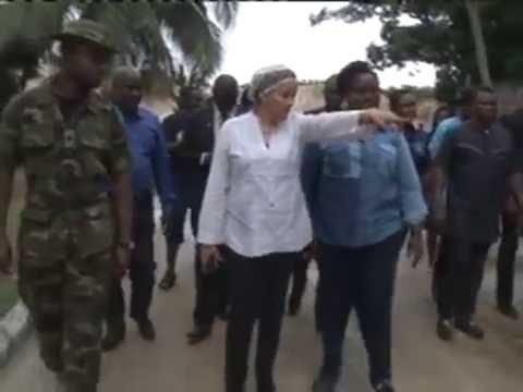 Minister Of Environment Visits Ogoniland