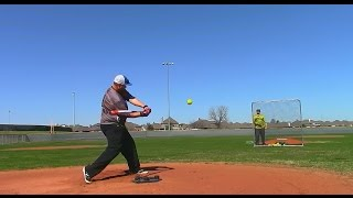 slow pitch softball bp on tournament day