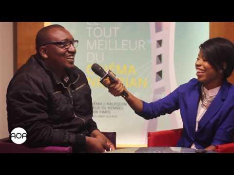 The Screening Room: Izu Ojukwu talks 76 & Queen Amina at Nollywood Week in Paris