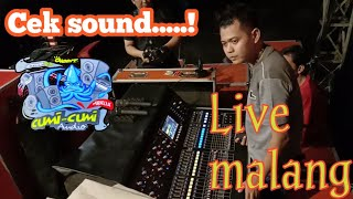 Download Mp3 Cek Sound Cumi Cumi Audio Adella Live Malang Maret 2020