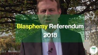 Blasphemy Referendum 2018