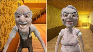 Grandpa And Granny House Escape Full Gameplay
