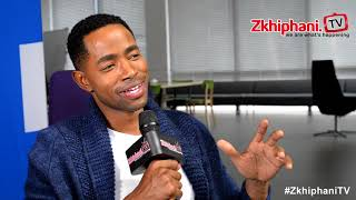 """""""Thank You South Africa For Giving Us Trevor Noah"""" - Insecure's Jay Ellis"""