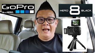 Gopro Hero 8 เปิดตัวแล้ว เจ๋งแค่ไหน มีอะไรใหม่บ้าง!!!