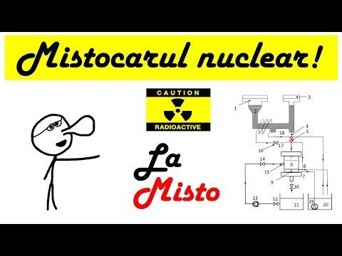 Mistocarul Nuclear - Experimentul
