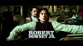 Sherlock Holmes 2: A Game of Shadows - Trailer - FS Film (2011) [HD] [720p]