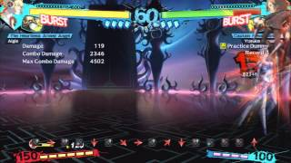 P4AU - Aegis Orgia Corner Combo 5A, 3.2K Resourceless