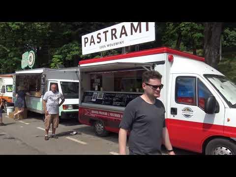 III Festiwal Smaków Food Trucków W Koszalinie. Dni Koszalina 2018