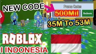 Roblox Bee Swarm Simulator Indonesia 35M TO 53M Code New 2019