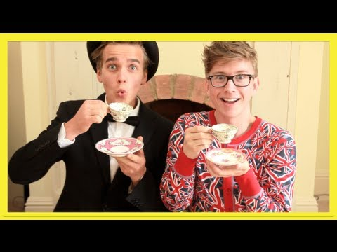 HOW TO: BE BRITISH (ft. Joe Sugg) | Tyler Oakley