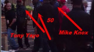 50 Cent & Tony Yayo beat up Gunplay from MMG