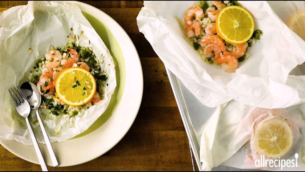 how to make shrimp rice