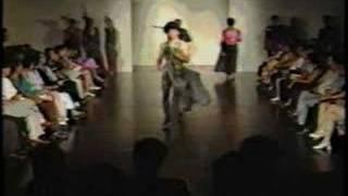 FuJen 25th 1998 Fashion Show (輔仁大學第二十五屆織品服裝系動態展)