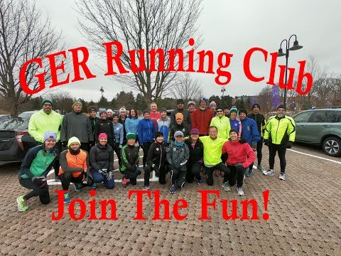 Glen Ellyn Running Club - 2018 Throwback