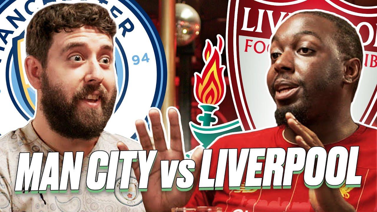 City Fan Claims Kompany Was Better Than Van Dijk | Agree To Disagree | @LADbible TV