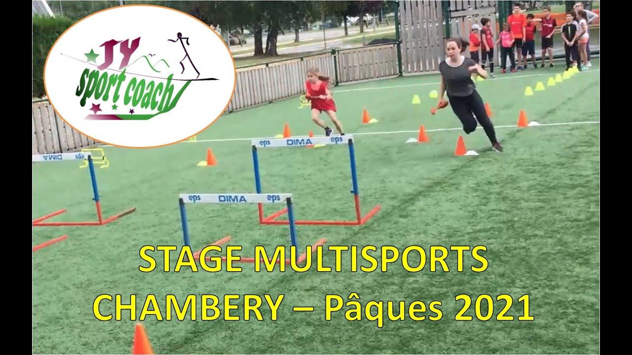 INFOS // Stage enfants multisports 2021 -  BASSIN CHAMBERIEN