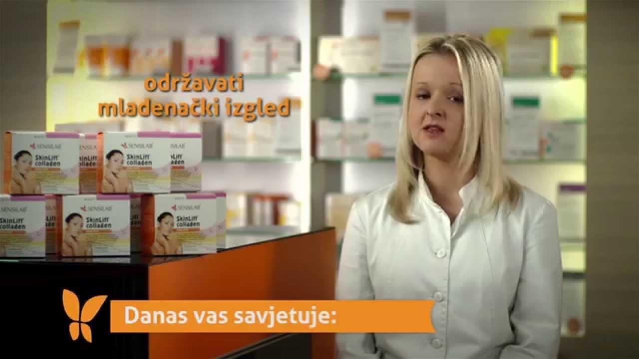 Koristite kolagen? Sensilab savjetuje! - YouTube