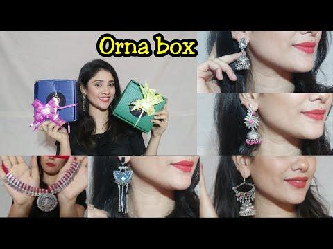 Orna box Jewel's    February edition    shystyles