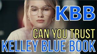 CAN KELLEY BLUE BOOK BE TRUSTED? FIND OUT HERE! - Auto Expert: The Homework Guy, Kevin Hunter