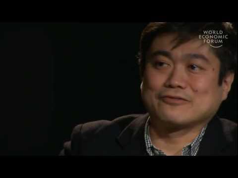 Davos 2013 - An Insight, An Idea with Joichi Ito
