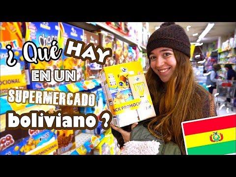 ¿QUÉ HAY EN UN SUPERMERCADO BOLIVIANO?