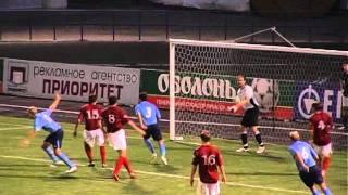 "ФК ""Одесса"" - ФК ""Арсенал""(БЦ) 1:0  (13.08.2011)"