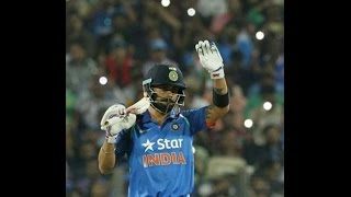 Virat Kohli 122, Kedar Jadhav 120, India Vs England | India Won By 3 Wickets in 1st ODI 15 Jan 2017