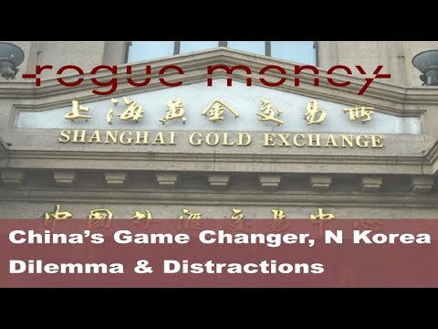 Rogue Mornings - China's Game Changer, N Korea Dilemma & Distractions  (09/04/2017)