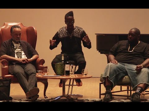 interSessions: The Art X Hip-Hop Dialogues™ -- Killer Mike and Dr. Arturo Lindsay