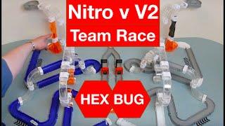 HexBug Nano NITROs v