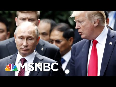 At NATO Summit, President Donald Trump Does What Vladimir Putin Wants Most | Morning Joe | MSNBC