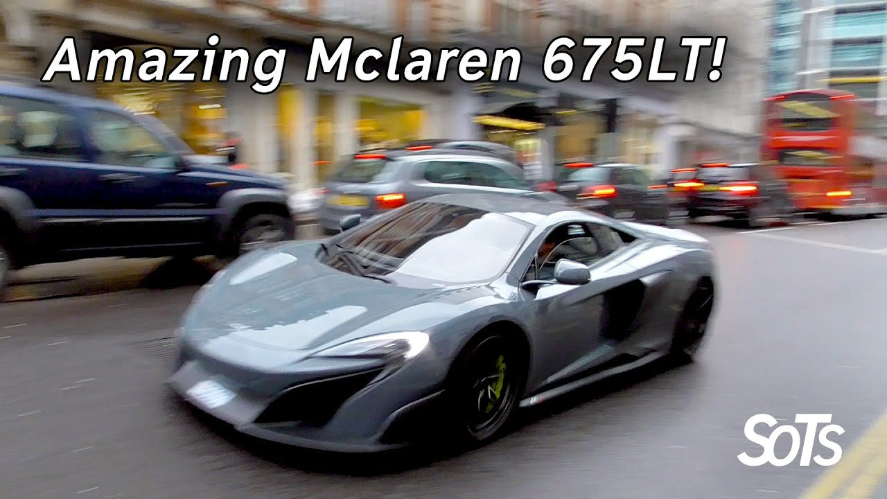 Supercars In London January Youtube