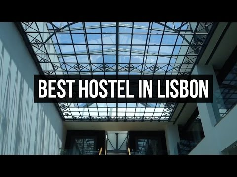 Best Hostel in Lisbon, Portugal | TRAVEL | Procrastinating Pretty