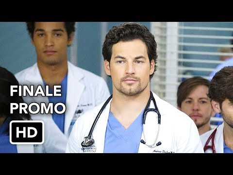 Grey's Anatomy 16x09 Promo
