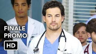 "Grey's Anatomy 16x09 Promo ""Let's All Go to the Bar"" (HD) Season 16 Episode 9 Promo Fall Finale"