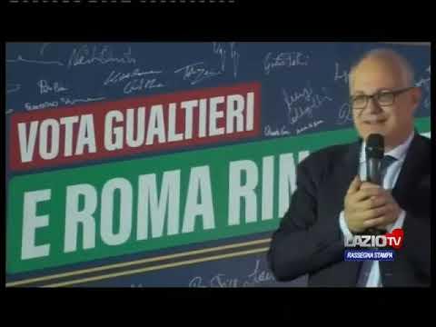RASSEGNA STAMPA NAZIONALE E ROMA DEL 19/10/2021