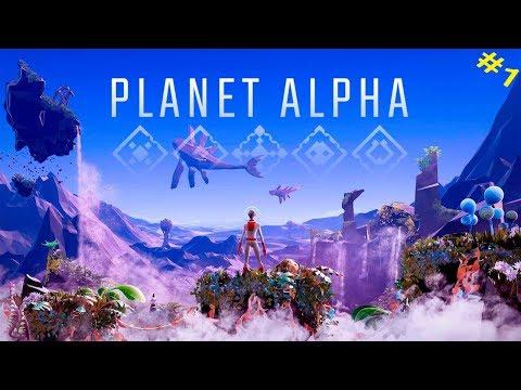 Планета Альфа обзор фантастической игры про выживание на враждебной планете
