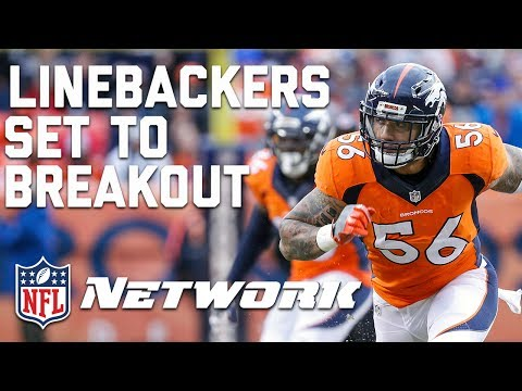 Young Linebackers Who Will Have a Breakout Season in 2017 | Total Access | NFL Network