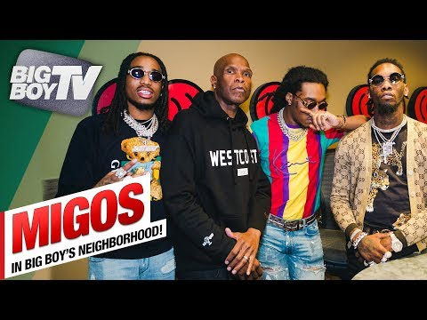 Migos on 'Culture 2' & Being The Best Group of All Time | Backstage @ Album Release Party