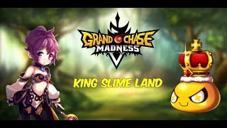 Grand Chase Madness - King Slime Land solo with Arme